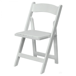 Weddingchair / klapstoel